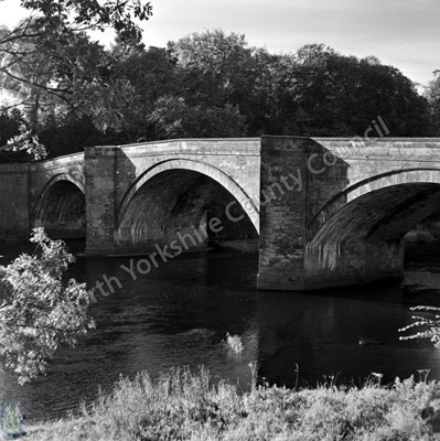 River Tees & Bridge, Piercebridge
